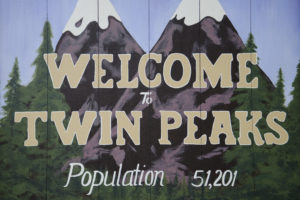 Welcome to Twin Peaks: Population 51,201
