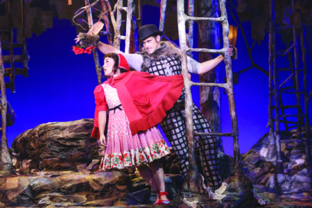 Village Theatre's production of Into the Woods runs now through Oct. 22